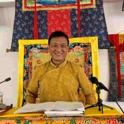 EUA: Retiro Online: Descobrindo a Melodia do Silêncio com Tenzin Wangyal Rinpoche