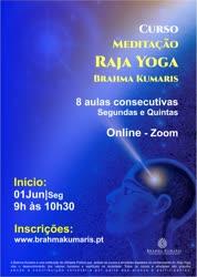 Portugal: Curso Online de Meditação Raja Yoga – Brahma Kumaris