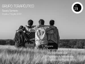 Portugal: Grupo Terapêutico Online – c/ Susana Sarmento