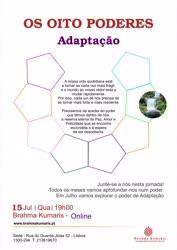 Portugal: Online – Os 8 Poderes – Adaptação – Brahma Kumaris