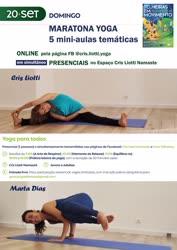 Portugal: YOGA PARA TODOS – 5 Mini-aulas Online e Presenciais em Telheiras – Lisboa