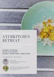 Portugal: Ayurkitchen Retreat – Nutrição Integral – Casa de Retiros BmQ – Poiares