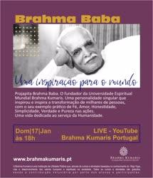 Portugal: Online – Brahma Baba Uma Inspiração para o Mundo – Brahma Kumaris