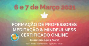Portugal: Professores de Meditação & Mindfulness Certificado Internacional Formato Online