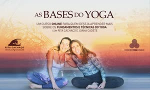Portugal: Curso on-line AS BASES DO YOGA – c/ Rita Cachaço & Joana Cadete