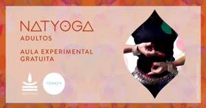 Portugal: Aula experimental NATYOGA ADULTOS – Online Sangha – YOGAtv