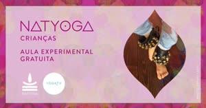 Portugal: Aula Experimental NATYOGA CRIANÇAS – Online Sangha – YOGAtv