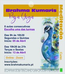 Portugal: Curso de Meditação Raja Yoga – Brahma Kumaris